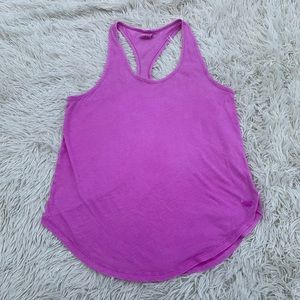 VS VICTORIA'S SECRET PINK RACERBACK TANK TOP